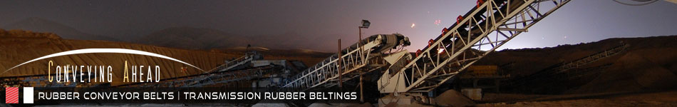 Manufacturers & Exporters of Rubber Conveyor Belts, Flat